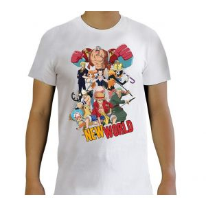 T-shirt One Piece New World Taille S