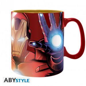 Marvel Mug Foil 460ml The Armored Avenger