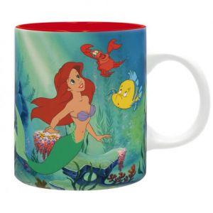 Disney Mug 320ml Tlm Under The Sea