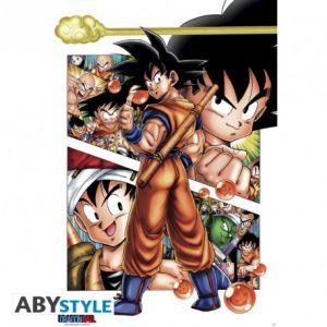Dragon Ball Poster Db/son Goku Story 91.5x61