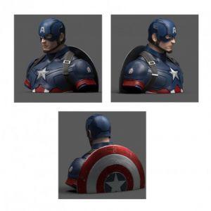 Marvel Tirelire Captain America - Avengers Endgame