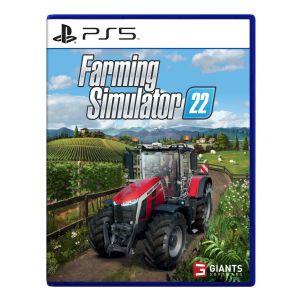 Farming Simulator 2022 Ps5