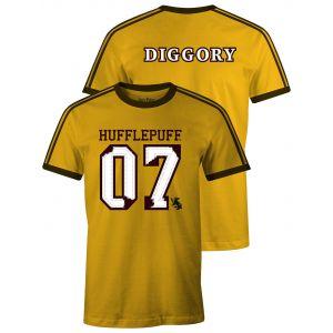 T-shirt Harry Potter Hufflepuff Diggory L