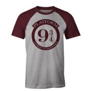 T-shirt Harry Potter Platform 9 3/4 S