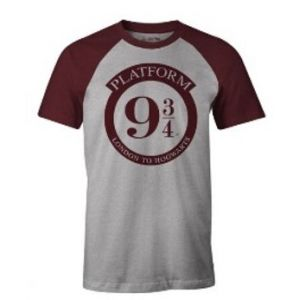 T-shirt Harry Potter Platform 9 3/4 L