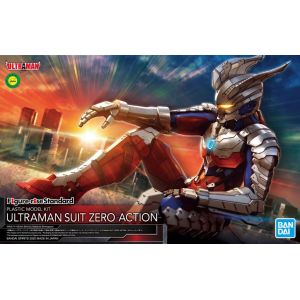 Maquette Ultraman - Ultraman Suit Zero Action