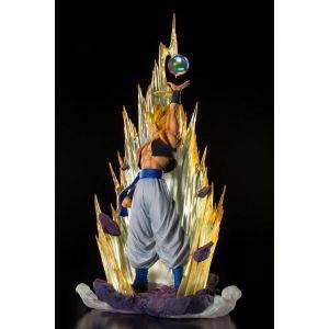 Dbz Figuarts Zero Super Saiyan Gogeta Fusion Reborn 28,5cm