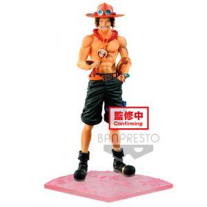 One Piece Magazine Special Episode Luff Vol 2 Portgas D Ace 19cm