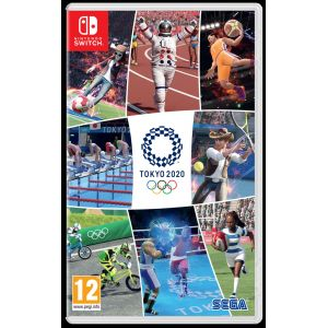 Tokyo 2020 Olympic Games The Official Video Games Switch