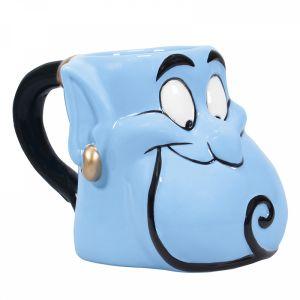 Mug 3d Disney - Aladdin Genie 500ml