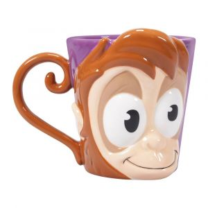 Mug 3d Disney - Aladdin Abu 500ml