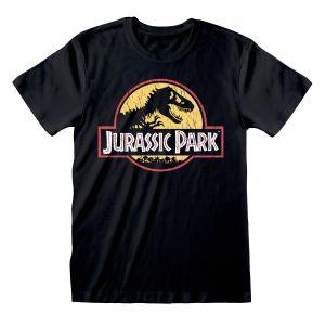 T-shirt Jurassic Park Original Logo Taille S