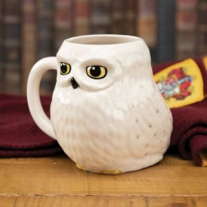 Mug 3d Harry Potter Hedwig 330 Ml