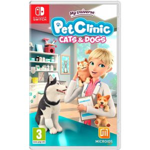 My Universe : Pet Clinic Cats & Dogs Switch