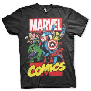 T-shirt Marvel Comics Taille M