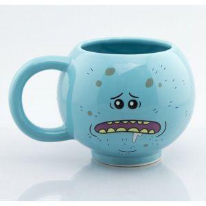 Mug 3d Rick And Morty Mr Meeseeks 475ml