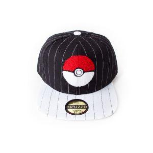 Casquette Pokemon Pokeball Varsity