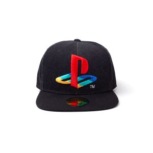 Casquette Playstation Logo Denim
