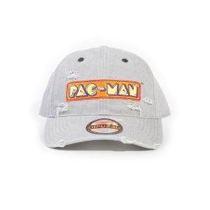 Casquette Pac-man Logo Denim