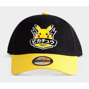 Casquette Pokemon Olympics Hero Avec Badge